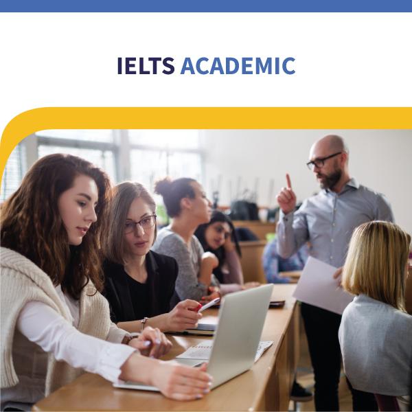 English IELTS Academic